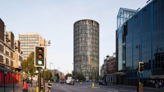 Funding secured for Art'otel London Hoxton