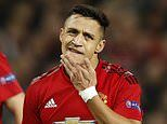 Alexis Sanchez hates not playing for Manchester United and knows time is running out