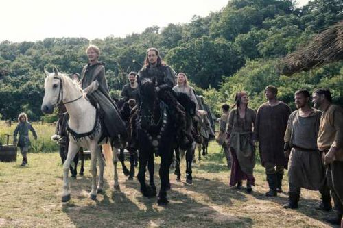 Where is The Last Kingdom filmed?