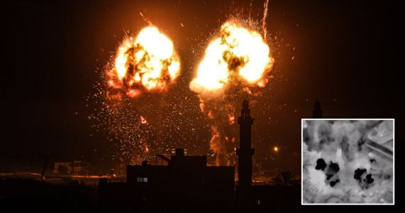 Israel airstrikes hit Gaza for first time since ceasefire ended deadly clashes