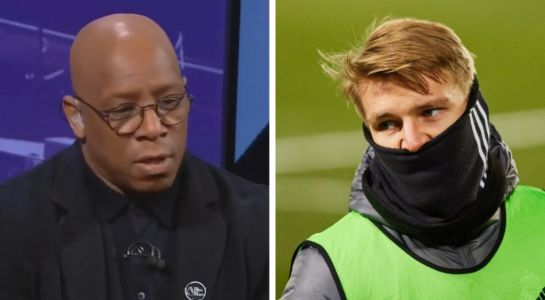 'Magnificent coup' - Ian Wright excited by Arsenal's deal for Real Madrid midfielder Martin Odegaard
