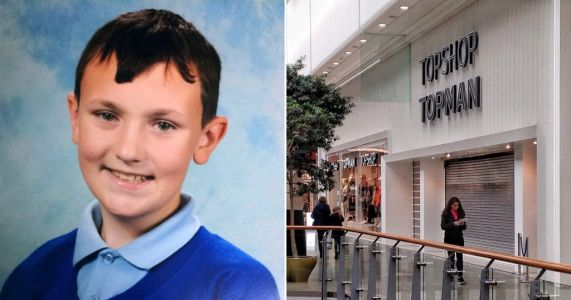 Topshop charged with health and safety failings after boy, 10, crushed to death by barrier