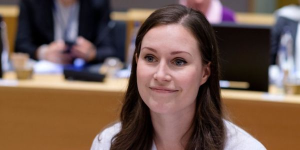 Finland's 34-year-old Sanna Marin will soon become the world's youngest sitting prime minister