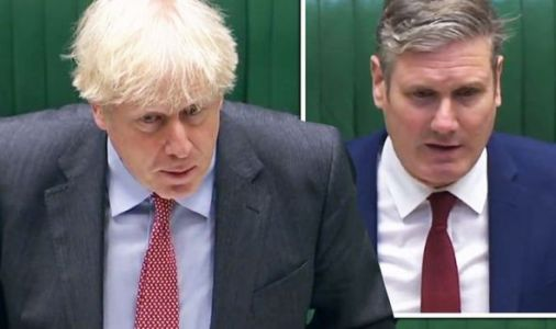 'That's what Labour is all about!' Boris Johnson exposes Starmer's plot to 'exploit' COVID