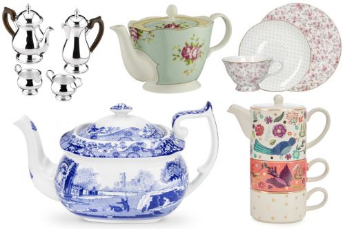 Celebrate the Queen's birthday with these afternoon tea sets