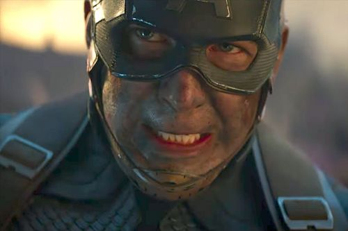 Avengers: Endgame writers reveal Thanos nearly decapitated Captain America in the film
