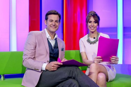 Alex Jones gears up for 'tough' The One Show with heartbreaking tribute to Matt Baker: 'Goodbyes are always hard'