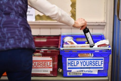 Shopping vouchers instead of food banks for cash strapped Scots being considered