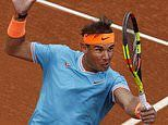 Rafael Nadal drops first set in four years at Barcelona Open before beating Leonardo Mayer