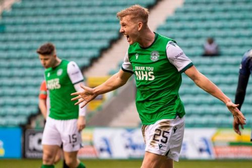 Josh Doig of Hibs wins Scottish Football Writers' Young Player of the Year