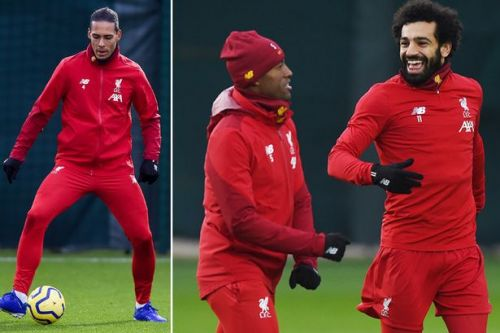 Mohamed Salah hands Liverpool injury boost ahead of Crystal Palace clash