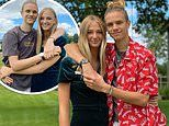 Romeo Beckham, 17, professes his love for girlfriend Mia Regan in sweet snaps