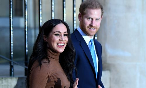 Meghan Markle and Prince Harry's ultra-cool date night revealed