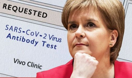 SNP stats blunder: Scotland slammed by watchdog for 'unacceptable' use of coronavirus data