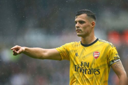 Unai Emery warned not to pick Granit Xhaka against Liverpool by Arsenal legend Charlie Nicholas