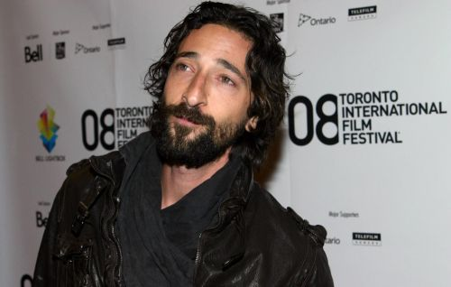 """Adrian Brody says he felt """"stupid"""" after passing up 'Lord Of The Rings'"""