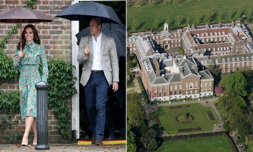 Who lives at Kensington Palace? Prince William and Kate Middleton's royal neighbours revealed