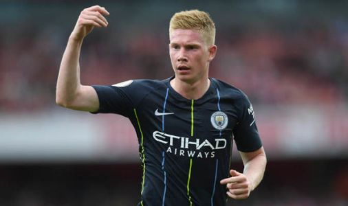 Man City team news: Predicted Man City line up vs Huddersfield - De Bruyne replacement