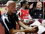 Freddie Ljungberg takes Arsenal to West Ham with terrible memories of his time there