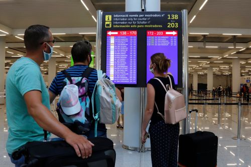 What is the latest list of countries exempt from quarantine in England as travel rules change again?