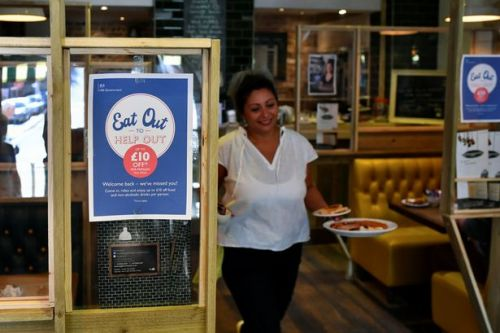 Brits' joy as Eat Out to Help Out launches with 50% off at 72,000 restaurants