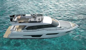 Ferretti 500 first look: New entry-level model to launch at Cannes boat show