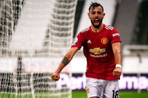 Bruno Fernandes names his three favourite Man Utd team-mates to play with