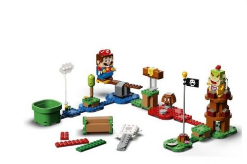 Lego's interactive Super Mario sets due August - how to preorder now