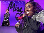 Missy Elliott dropping new music Thursday in her first major release in over a DECADE: 'Iconology'