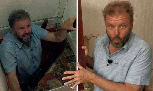 'Don't believe it!' Martin Roberts finds 'highly illegal' element of Homes Under the House