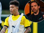 Hargreaves claims Borussia Dortmund are 'bluffing' after claiming Sancho's Man United move was off