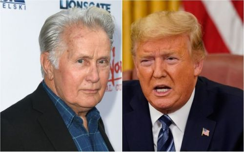 Martin Sheen Rips Trump With A Critique That Could Be Right Out Of The West Wing