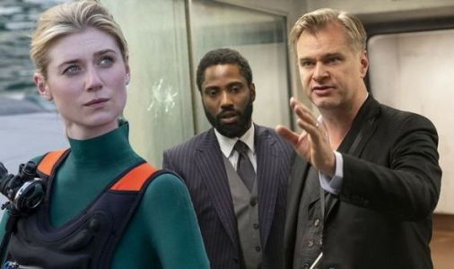 Tenet: Christopher Nolan compares time-bending film to romantic COMEDY