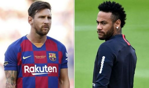 Barcelona star Lionel Messi pushing for Neymar transfer as fresh bid made