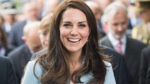 This is what Kate Middleton's handwriting says about her