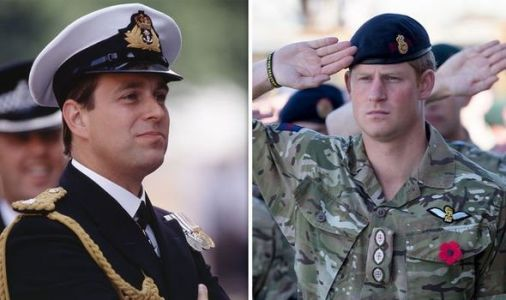 Prince Andrew and Prince Harry's military careers 'different in crucial way'