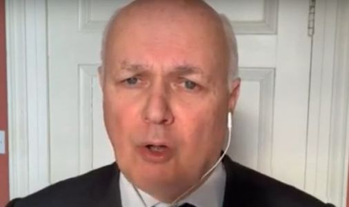 'We're obsessed with Christmas!' IDS rages in post-December lockdown warning for 2021