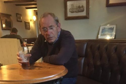 Paedo weatherman Fred Talbot breaks cover to drink in pub after jail release