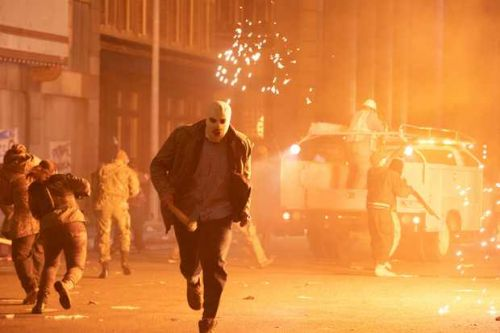 The Forever Purge release date: cast, plot and trailer for the dystopian sequel