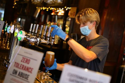 Pubs increase prices after reopening as lockdown eases