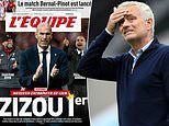 Zidane beats Klopp and Guardiola in L'Equipe's manager rankings while Mourinho has 'lost his mojo'