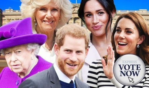 Royal POLL: Who is your favourite member of the Royal Family? VOTE HERE