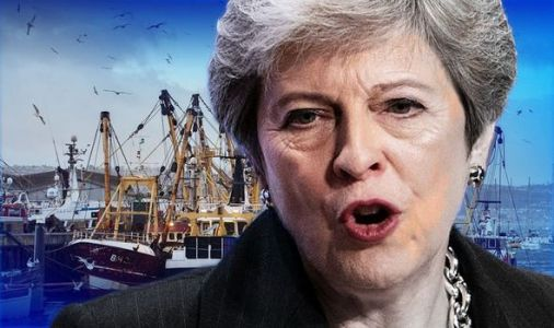 Theresa May's Brexit fishing betrayal exposed: 'It didn't even get a mention!'