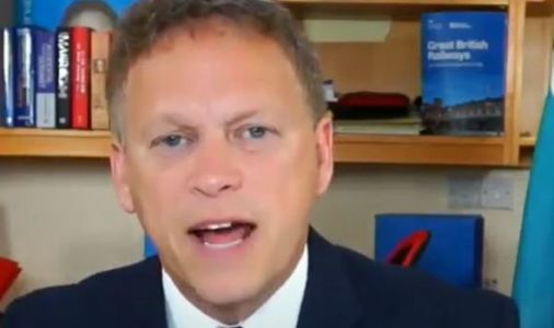 'Even Tory MPs!' Shapps squirms as Reid demands Conservatives change attitude to racism