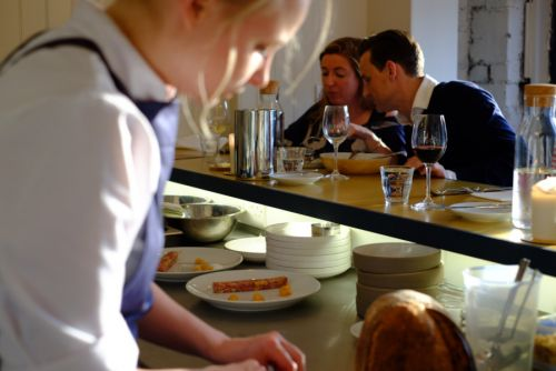 Little Chartroom chef wins Breakthrough Chef of the Year at top UK awards