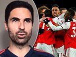 Mikel Arteta reveals Arsenal are planning 'different scenarios' due to uncertainty over transfers