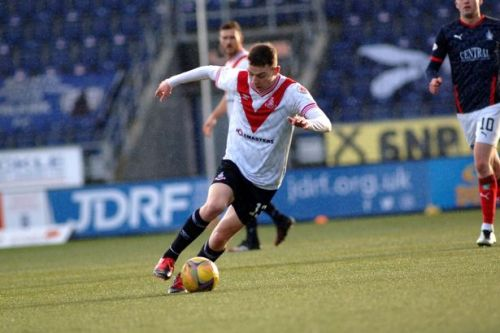 Airdrie are confident going into Cove showdown, says star Dean Ritchie