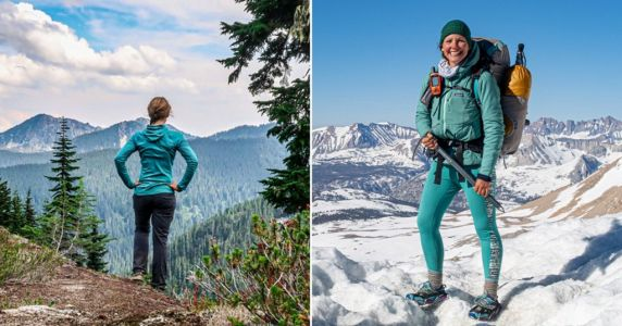 Woman quits her job to hike 2,653 miles from Mexico to Canada
