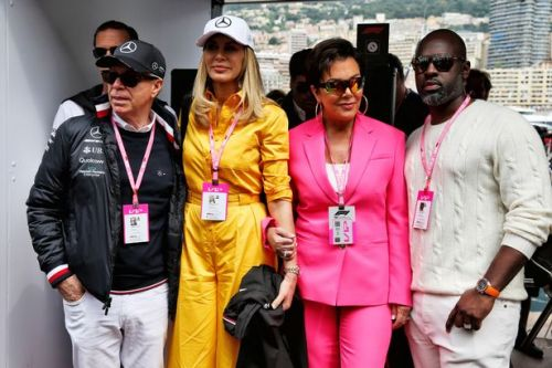 Lewis Hamilton wins Monaco Grand Prix as celebrities enjoy glamorous race day
