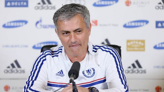 Mourinho says the Chelsea academy did not produce top level players
